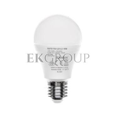 Żarówka LED 9,5W RAPID PRO LED E27-WW 3000K 800lm 22950-189949