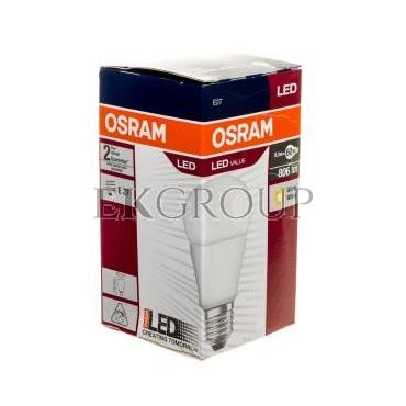 Żarówka LED E27 9W VALUE CLA60 10W/827 220-240V FR E27 4052899326842-189991