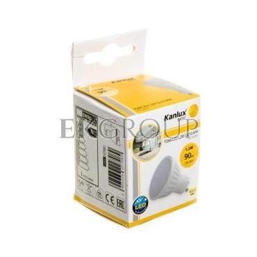 Żarówka LED 1,2W  TOMI LED1,2W GU10-WW ciepło biała 22708-189945