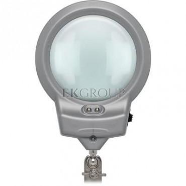 Zestaw trzecia ręka do lutowania 2 uchwyty   lupa z lampą LED 51226-186657