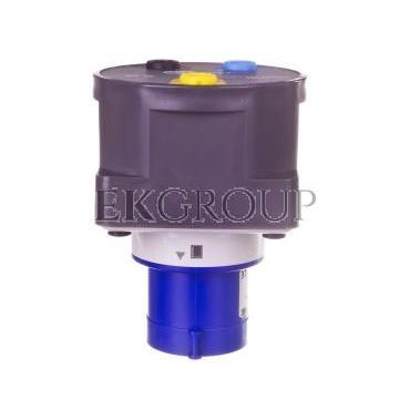 Adapter gniazd jednofazowych AGT-16A 1P WAADAAGT16T-184356