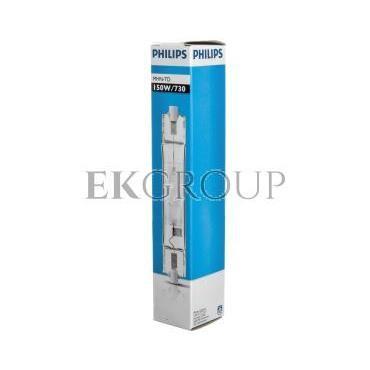 Lampa metalohalogenkowa 150W RX7s 230V ciepło biała MHN-TD 150W/730 RX7s 1CT 8718291215349-185234