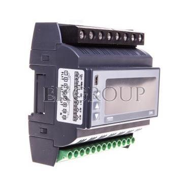 Miernik sieci 3-fazowej wej. I 63A wej. U 3x230/400V zasilanie 85-253V AC 90-300V DC N43 22100P0-185653