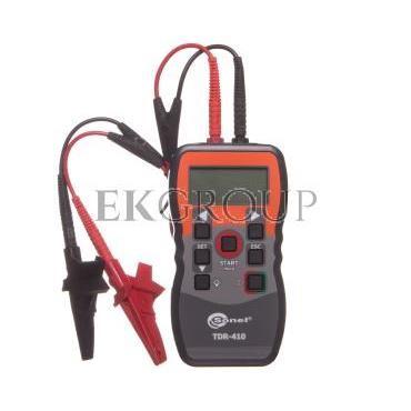 Lokalizaor uszkodzeń kabli (reflektometr) TDR-410 WMPLTDR410-185348
