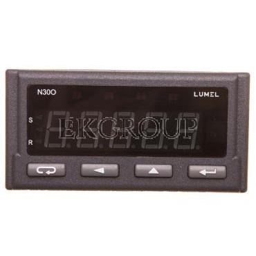 Miernik cyfrowy wejście impulsowe 85-253V AC/DC N30O 105400P0-185660