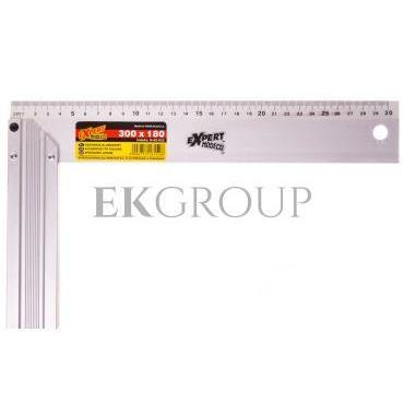 Kątownik aluminiowy 300mm MN-83-022-186568