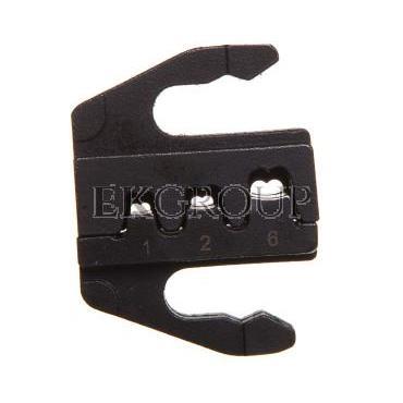 Matryce zaciskowe do praski ręcznej PR33 PR 33-S6-185471