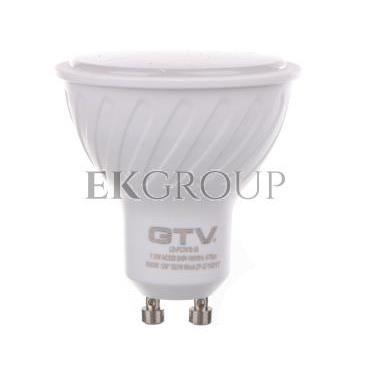 Żarówka LED SMD 2835 ciepła biała GU10 7,5W AC 220-240V 50-60Hz 120st. LD-PC7510-30-190352