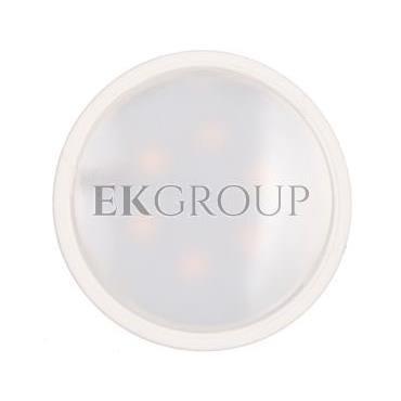 Żarówka LED 15 LED SMD 2835 ciepły biały GU10 4W 230V 120st. LD-NGU10P-4W-190359