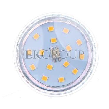 Żarówka LED SMD 2835 ciepły biały GU10 3000K 4W 320lm 230V 120 stopni LD-SZ1510-30-190447