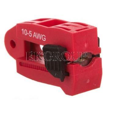 Nóż zamienny do szczypiec do zdejmowania izolacji 4-16mm2 4054.505-185949
