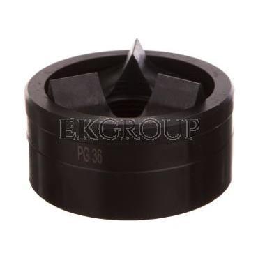 Wykrojnik do blachy stalowej okrągły PG36 4055.547-189258
