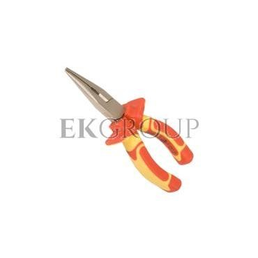 Szczypce półokrągłe 160mm 1000V 322N-160 E06NR-03090200151-187811