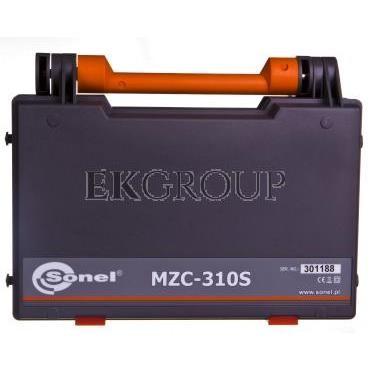 Miernik impedancji petli zwarcia MZC-310S /  świadectwo/ WMPLMZC310-185553