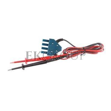Przewód pomiarowy 2,5kV /wtyk poczwórny/ WAPRZMIC2500-186582