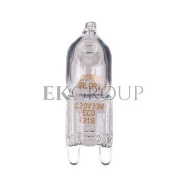 Żarówka halogenowa 33W G9 230V 43mm HALOPIN ECO 66733 4008321208668-189330