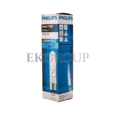 Lampa metalohalogenkowa 150W PGX12-2 230V 4200K przeźroczysta CDM-TP 8711500201119-185108