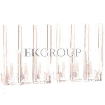 Zestaw 2 osłon zacisków rozłączników GA016A-040A, GA063 SA, GA016 C-GA040 C, GA040 D GAX83-199818