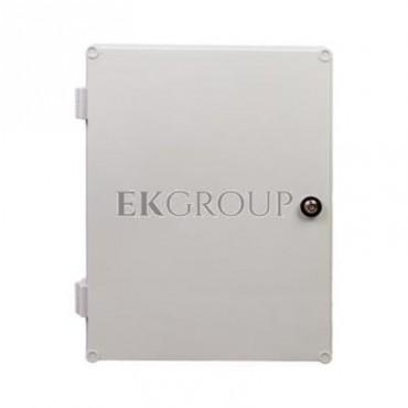 Obudowa 400x300x166mm IP65 z płytą montażową UNIbox Uni-1 43.1-196867