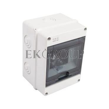 Rozdzielnica modułowa 1x5 natynkowa IP40 EP-LUX PLUS RN 1/5 1901-01-197958