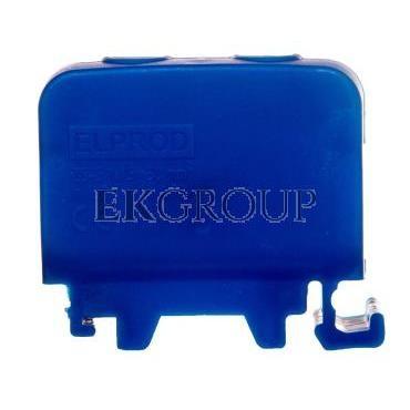 Złączka szynowa 1-przewodowa 50mm2 niebieska ZGG1x1,5-50n 84285003-195304