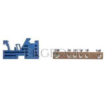 Zacisk ochronny na szynę MZO-TS 6/16 R33RA-01010104000-196356