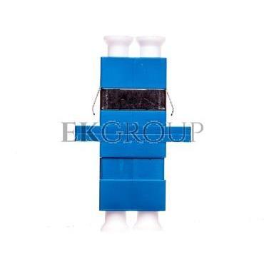 Adapter światłowodowy LCduplex PC MM M308896-191153