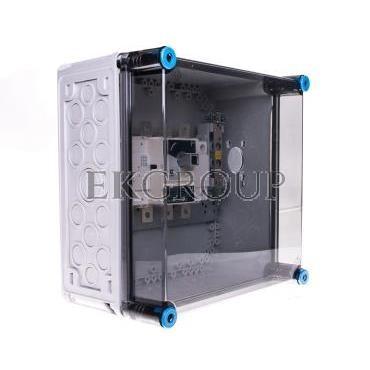 Skrzynka rozłącznikowa Mi IP65, wlk. 2 160 A 4P  PE Mi 87257 HPL00373-196858