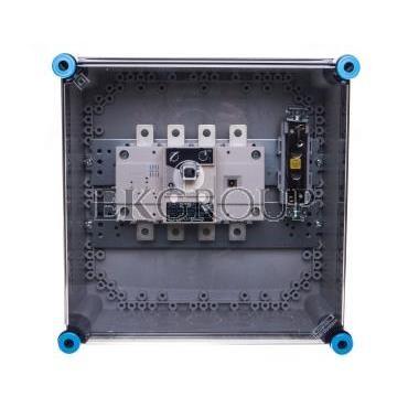 Skrzynka rozłącznikowa Mi IP65, wlk. 2 160 A 4P  PE Mi 87257 HPL00373-196859