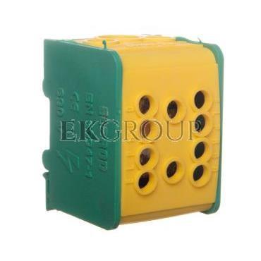 Odgałęźnik instalacyjny 1-segmentowy (zacisk: 1x35mm2 - 2x16mm2), LZ 1*35/16/16 84168009-197099