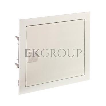 Rozdzielnica modułowa 1x14 podtynkowa drzwi stalowe białe IP30 MSF RP IP30 (N PE) EP-U-28 2001-00-197436