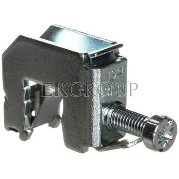 Zacisk hakowy grubość szyny 10mm /1,5-16mm2/ 0000116061T-195767