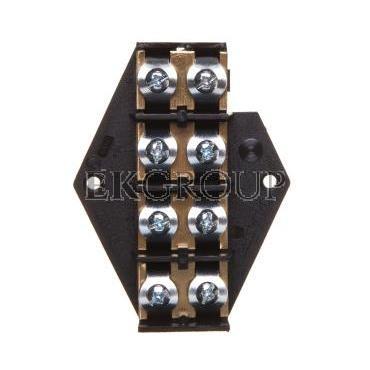 Płytka odgałęźna serii ZPT 16,0mm2 4-torowa ZPT4-16.0 83007007-195990