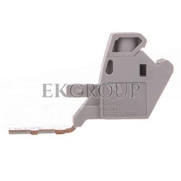 Złącze odgałęzień 4mm2 szare Ex AGK 4-UT 35 3047138-193072