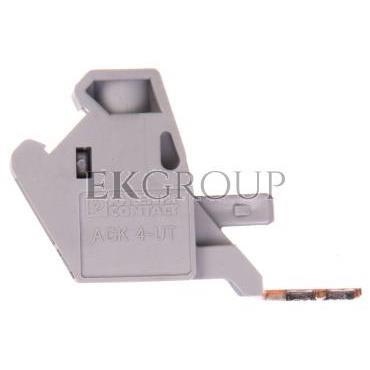 Złącze odgałęzień 4mm2 szare Ex AGK 4-UT 10 3047112-193073