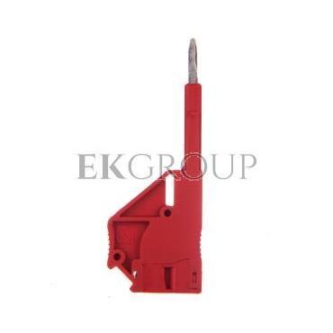 Wtyczka probiercza 4,2mm czerwona PS-4 3030970-193078