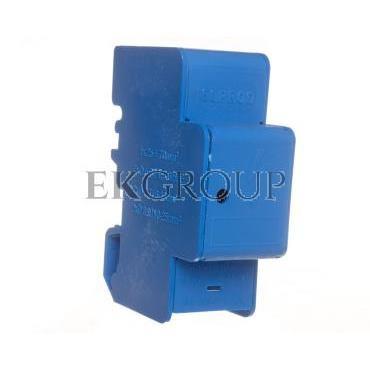 Blok rozdzielczy modułowy jednobiegunowy niebieski LBR160A/13n 84321003-195922