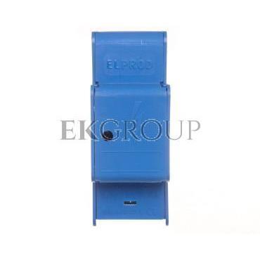 Blok rozdzielczy modułowy jednobiegunowy niebieski LBR160A/13n 84321003-195923