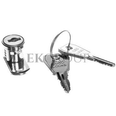 Zamek z kluczami do drzwi metalowych MSF 2000-10-194170