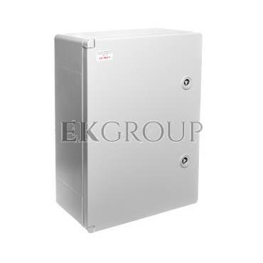 Obudowa SWD 400x300x165mm IP65 wersja UV z płytą montażową ICWM-304016-S-196949