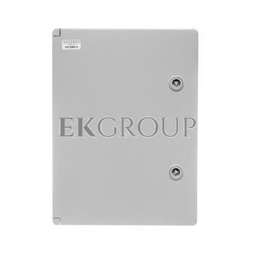 Obudowa SWD 400x300x165mm IP65 wersja UV z płytą montażową ICWM-304016-S-196950