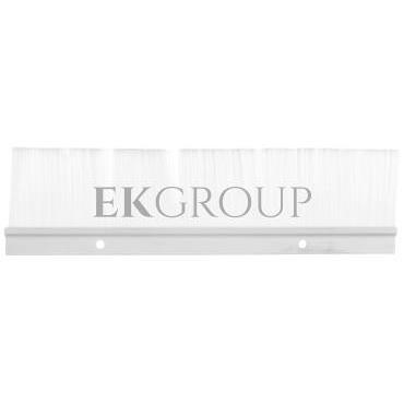 Panel szczotkowy do szafy 19'' do przepustów kablowych szary LANBERG AK-1102-S-191123