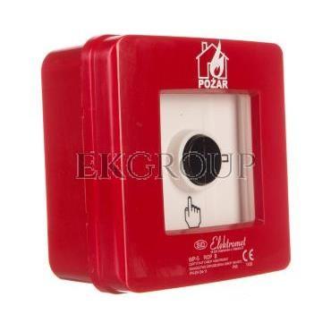Ręczny ostrzegacz pożarowy 4Z 12A IP65 WP-5 ROP B 921432-199700