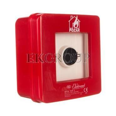 Ręczny ostrzegacz pożarowy 4R 12A IP65 WP-6s ROP A 921414-199684