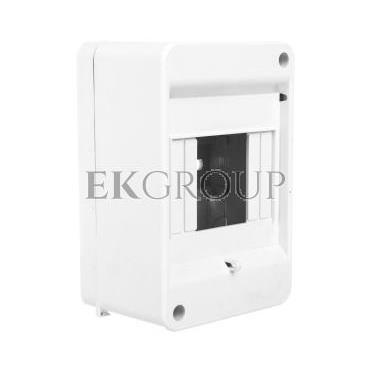 Rozdzielnica modułowa 1x4 natynkowa IP20 bez klapki z zaciskami S-4 N PE 8005822 ENE-00358-198884