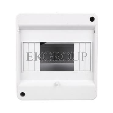 Rozdzielnica modułowa 1x6 natynkowa IP20 bez klapki z zaciskami S-6 N PE 8005842 ENE-00360-198889