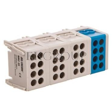 Blok rozdzielczy kompaktowy BRC 25-4/8 R33RA-02030000401-196029