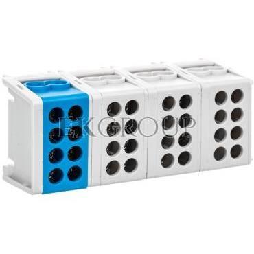 Blok rozdzielczy kompaktowy BRC 25-4/8 R33RA-02030000401-196030
