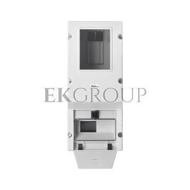 Obudowa licznikowa 540x230x190mm IP65 szara OZP 38.01-196404