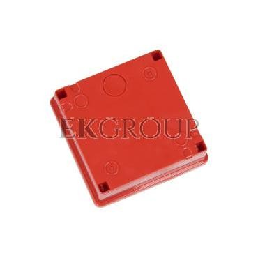 Przycisk ppoż. natynkowy 1Z 1R czerwony 42 RV GW42201-199608